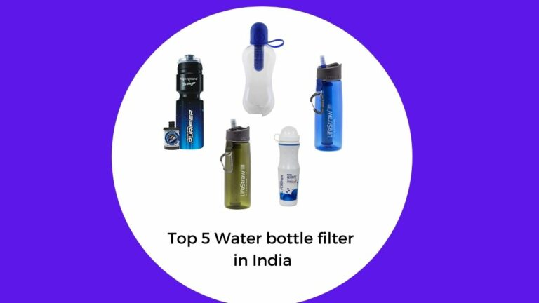 best water bottle purifier in india