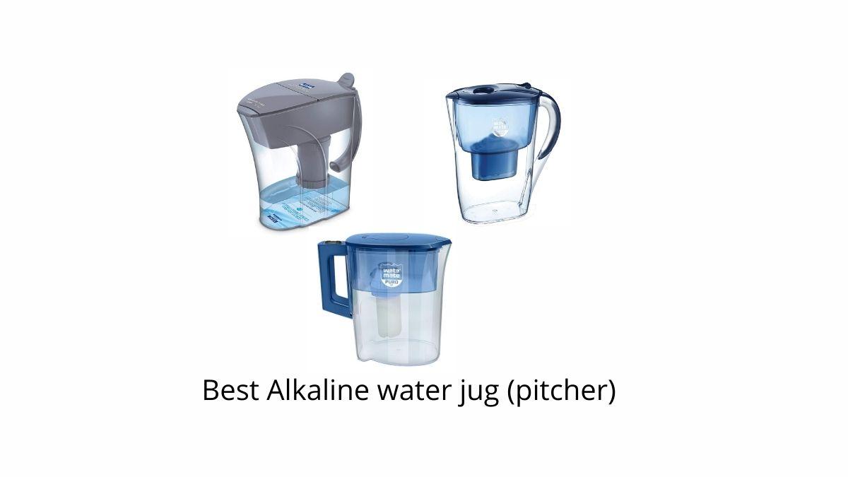 best alkaline water filter jug in india